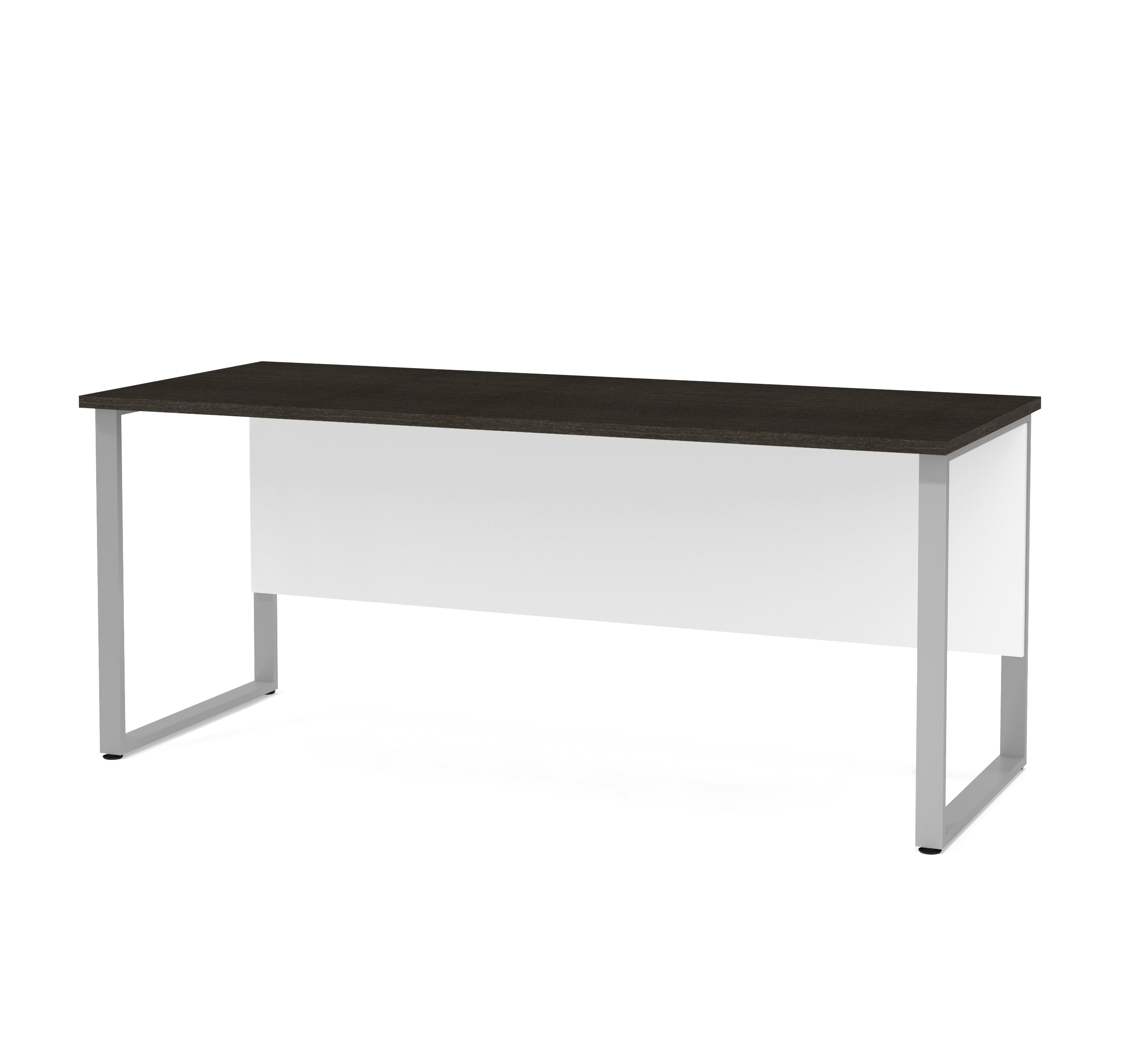 desk products palladia modern executive sauder