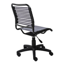 Load image into Gallery viewer, Bungee Armless Office / Conference Chair in Light Gray