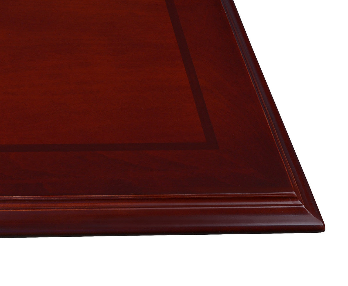 12 Or 16 Foot Rectangular Conference Table In Mahogany