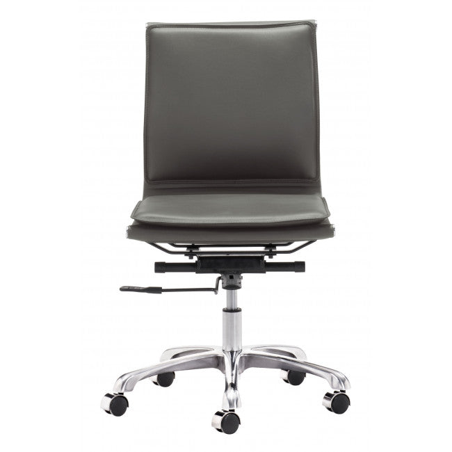 Classic Gray Rolling Office Chair