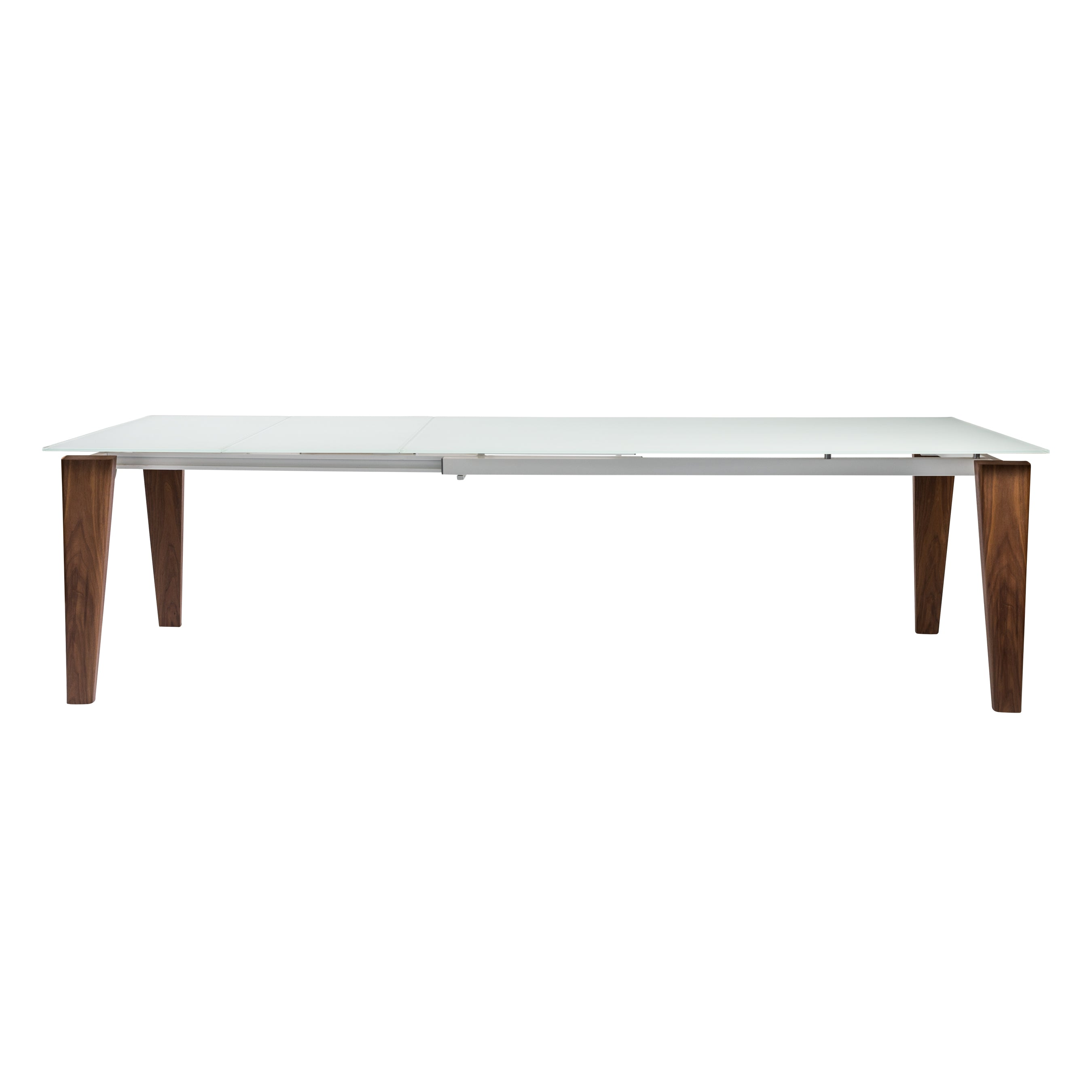 71 111 Quot Extending Conference Table Desk With White
