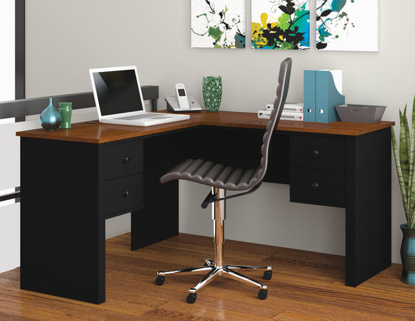 Somerville 4drawer Lshaped Office Desk In Tuscany Brown. Desk Pad Leather. Uw Help Desk. How To Keep Office Desk Organized. Dealing Desk Broker. Step2 Deluxe Art Master Desk. Farm Table Rentals. 10 Drawer. Best Buy Computer Desk
