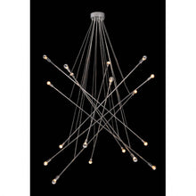 Load image into Gallery viewer, Stunning Ceiling Lamp w/ Meteor Shower Design