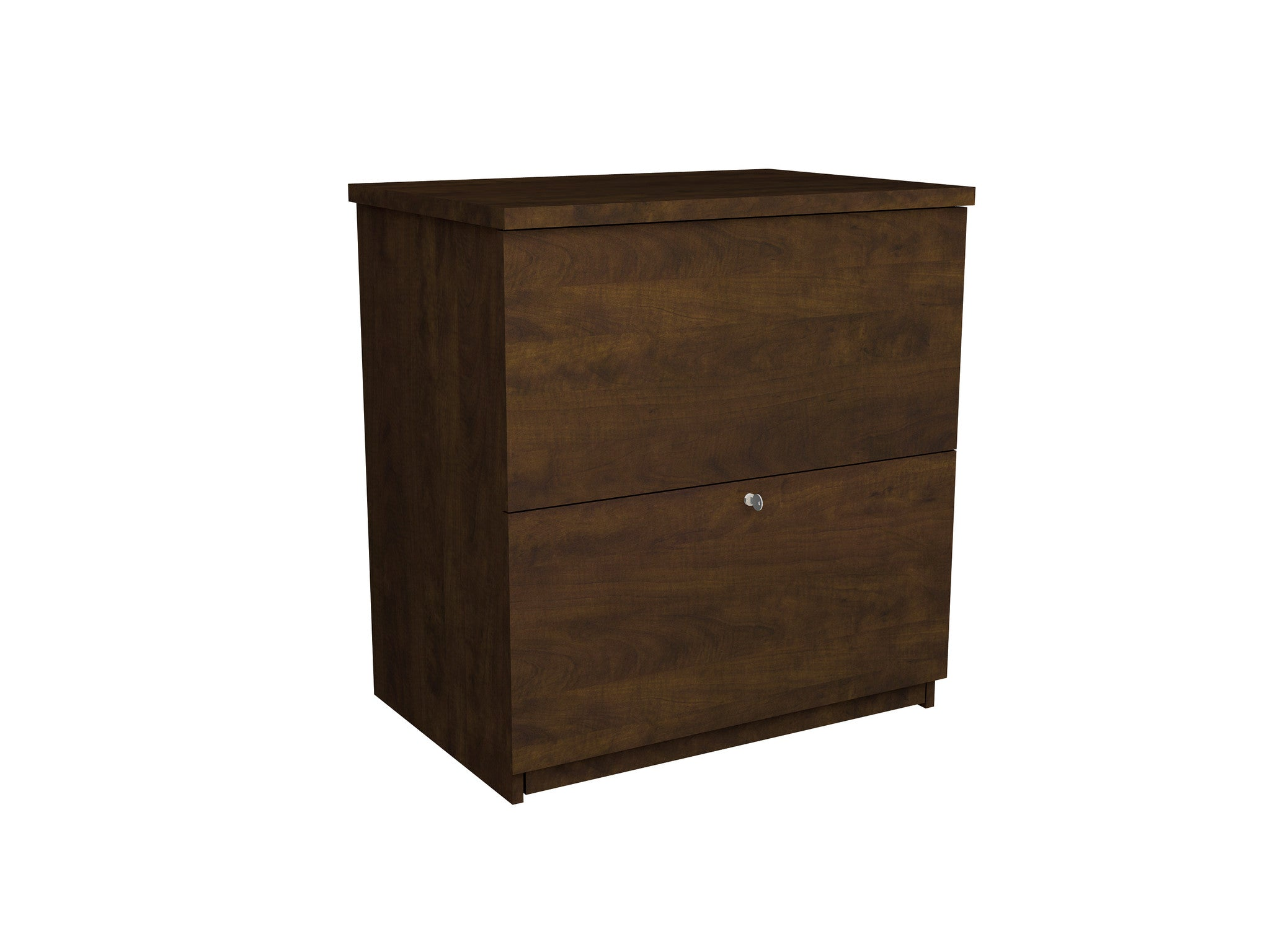 Premium Lateral File in Chocolate Finish with Lock