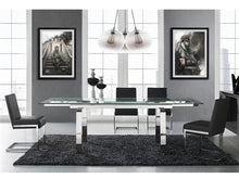 Load image into Gallery viewer, Square-Style Dark Gray Eco-Leather Guest or Conference Chair (Set of 2)