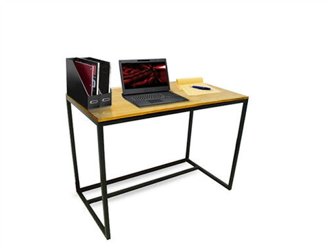 Dakota Pine Writing Desk with L-style Option