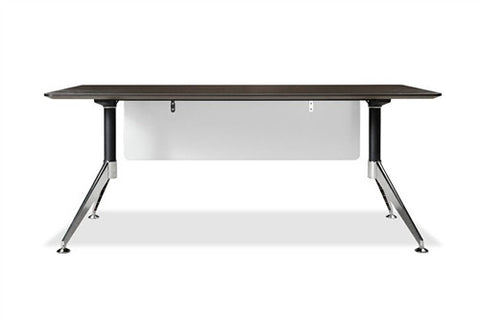 "71"" Modern Executive Office Desk in Espresso"