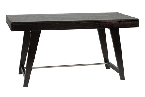 "Carson 59"" Executive Desk in Wenge"