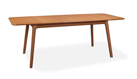 "64"" - 84"" Solid Bamboo Executive Desk or Conference Table"