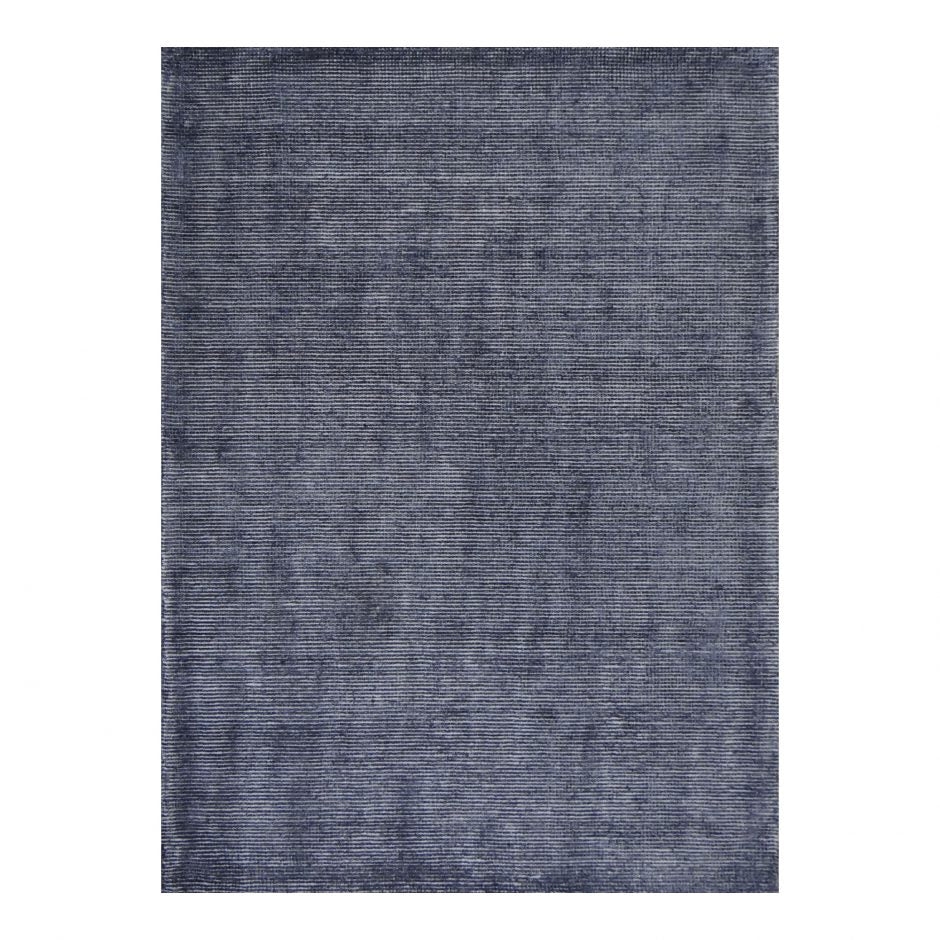 5 x 8 Gray Office Rug w/ Subtle Patterning