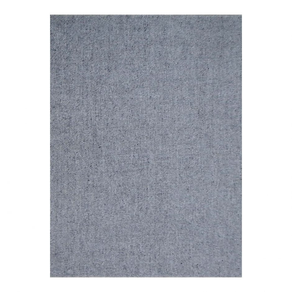 8 x 10 Subtle Silver Office Rug w/ Elegant Patterning