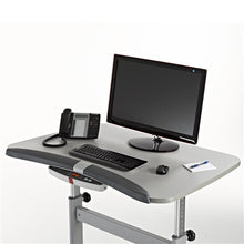 Load image into Gallery viewer, Premium Treadmill Desk Workstation by LifeSpan (TR1200DT5)