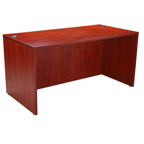 "Cherry Laminate 60"" Office Desk"