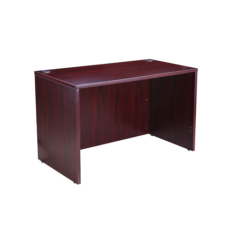 "Mahogany Laminate 48"" Office Desk"