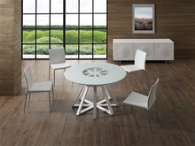 Load image into Gallery viewer, Sophisticated Eco-Leather Guest or Conference Chair in Bright White