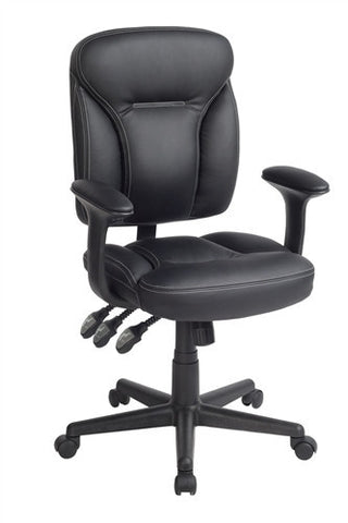 Adjustable Modern Black Office Chair