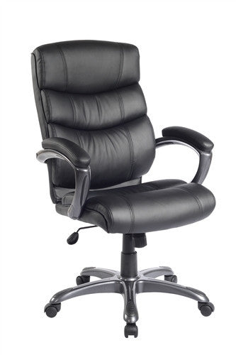 Modern Black Comfortable Executive Office Chair