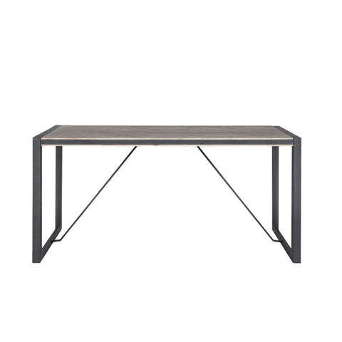 "Chic 64"" Executive Desk with Clean Modern Lines"