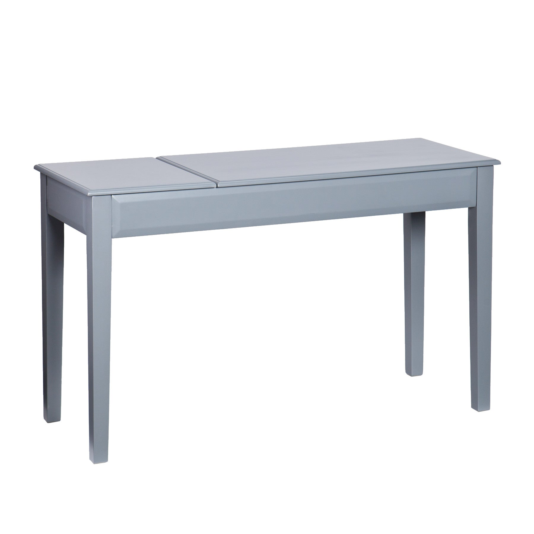 desk style or on do signature from kids hidden home product a azura work gray the homework office
