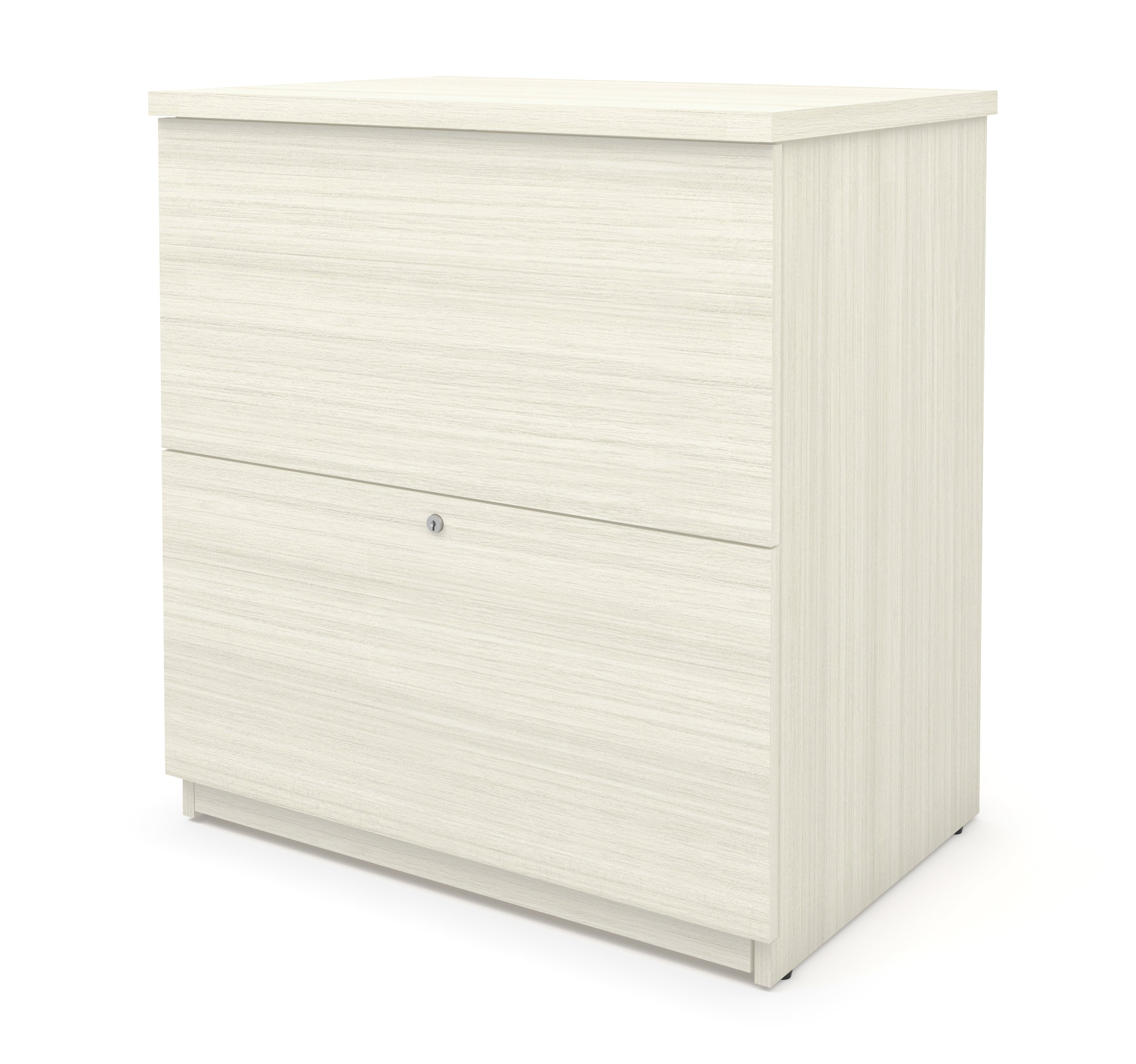 Premium White Chocolate Lateral File with Lock