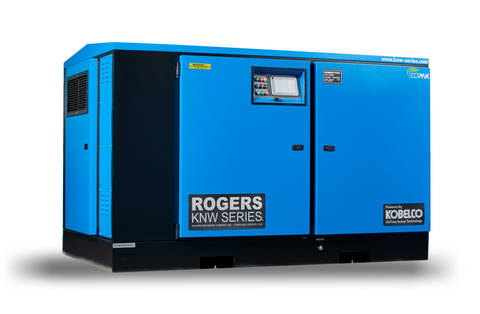 Rogers KNW Series Oil-Free Air Compressor fixed speed 60