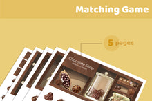 將圖片載入圖庫檢視器 Chocolate Shop Matching Fun Game
