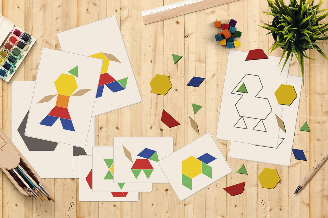 Pattern Blocks Game