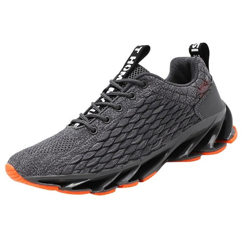 Mens Sneakers Non-slip Breathable  Athletic Running Walk Casual Basketball Shoes