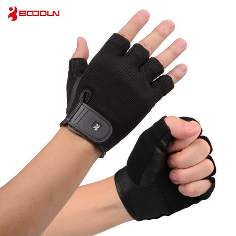 Boodun Breathable Sport Gym Gloves