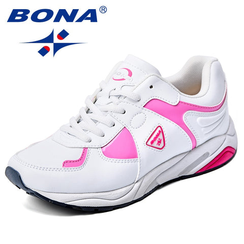 BONA New Popular Style Women Running Shoes
