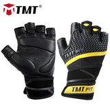 TMT Sheep Leather Fitness Gym Gloves