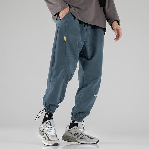 streetwear fashion sweatpants korean style