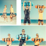 Workout Sand Bag  Water Aqua Bag