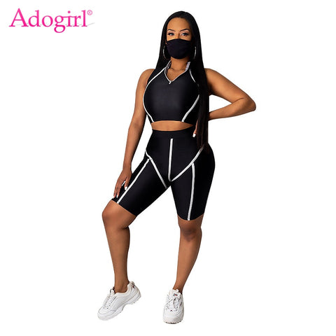Women 3 Piece Tracksuit Set
