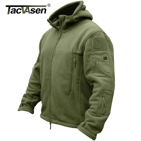 Men's Thermal Hooded Jacket