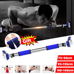 Door Horizontal Bars Adjustable Chin-Up Pull Up Arm Training Bar