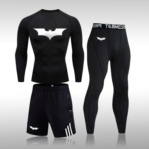 Men's Batman Sports SuitThermal Underwear