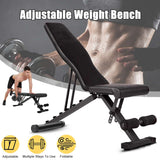 Dumbbell Bench Sit Up Stool