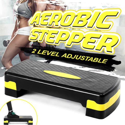100KG Fitness Aerobic Step Adjustable Non-slip