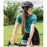 Women's Triathlon Short Cycling Jersey Sets