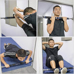 200kg Adjustable Door Horizontal Bars Exercise