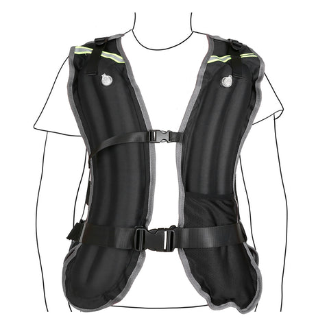 TOMSHOO Weighted Vest with Adjustable 4 8 11 13 15 19 24 Lbs  for Workout