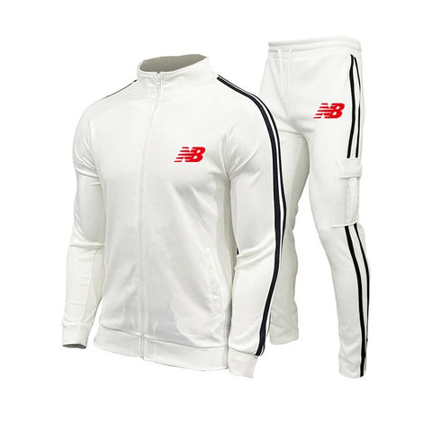 New NB Sport Men's Brand Tracksuit Autumn