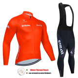 STRAVA Winter Thermal Fleece Men's