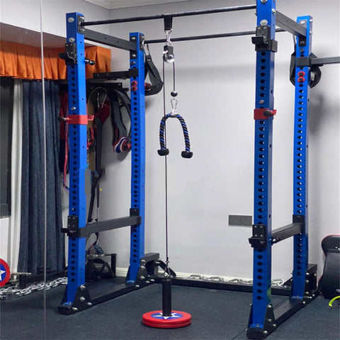 Workout Pulley Cable System
