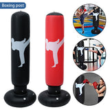 Inflatable Boxing Bag Training