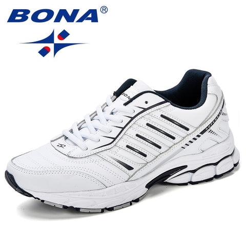 BONA Running Shoes Men's Sneakers
