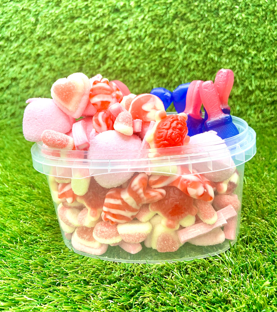 The Pink Sweet Mix 500g