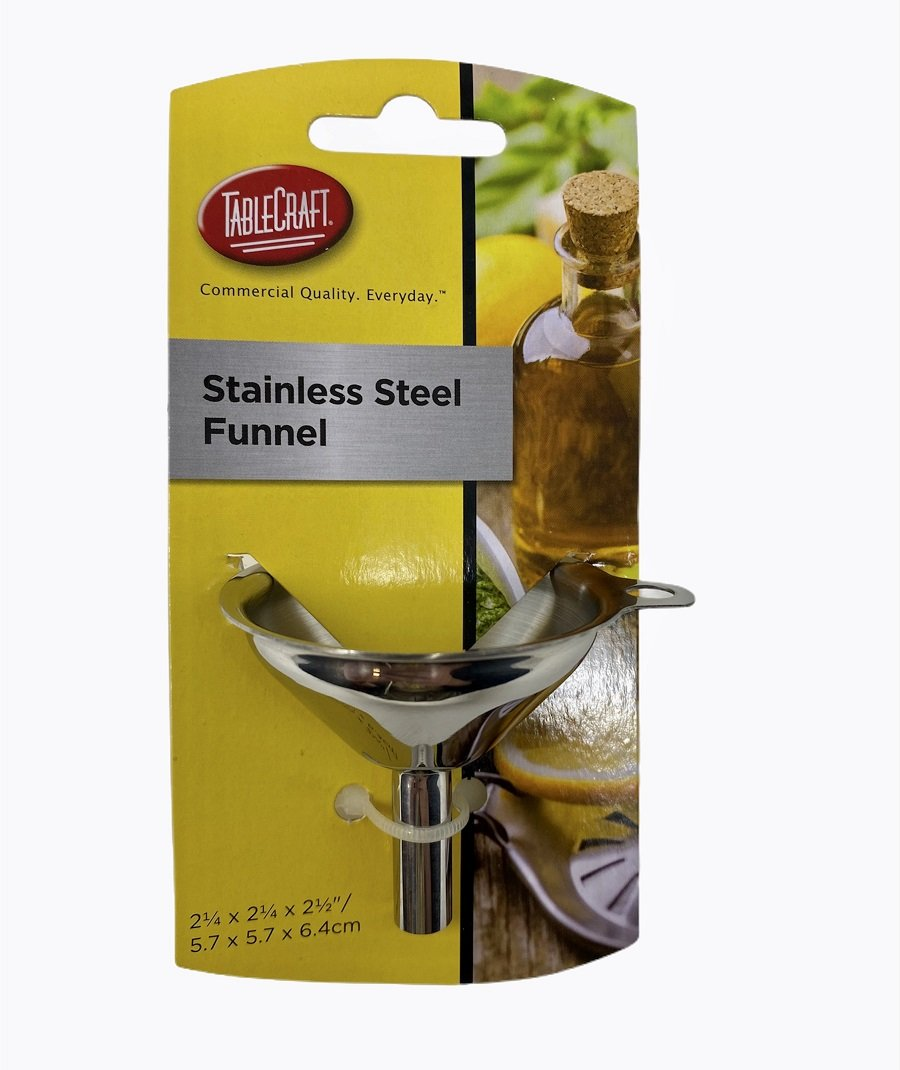 Funnel Spice Stainless Steal Mini