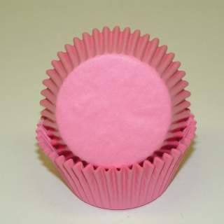 BAKE CUP LIGHT PINK 1 1/4